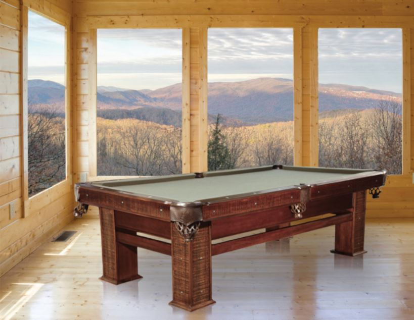 Legends Pool Table