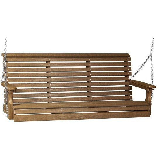 5' Plain Swing, Outdoor Furniture, Luxcraft - Danny Vegh's