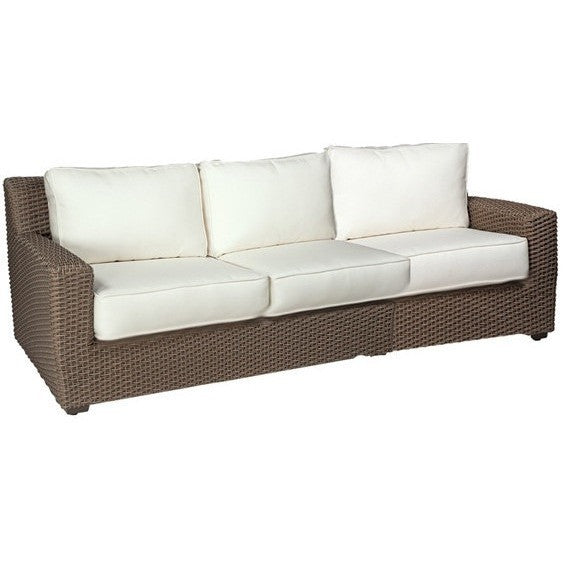 Augusta Sofa, Outdoor Furniture, Woodard - Danny Vegh's
