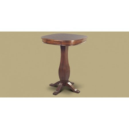 "Signature Pub Table with 30"" Round Top, Stools & Pub Tables, Legacy - Danny Vegh's"