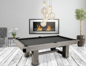 Silverback Pool Table