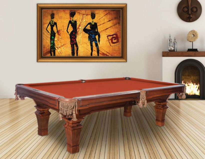 Tiffin Pool Table