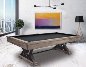 View Point Pool Table