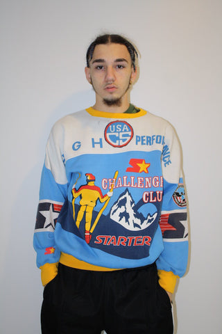 Starter SKI ACTION sweater