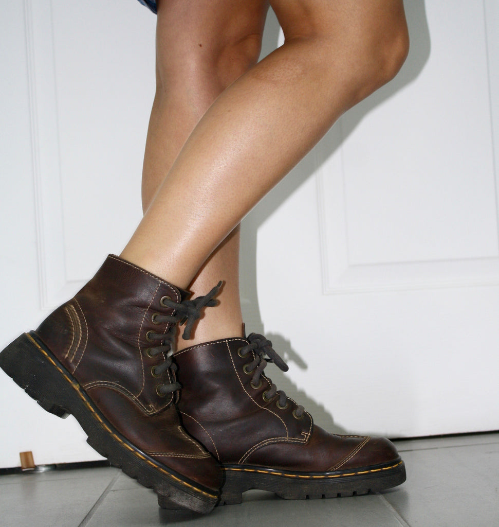 Doc Marten Chunk - Ankle Booties