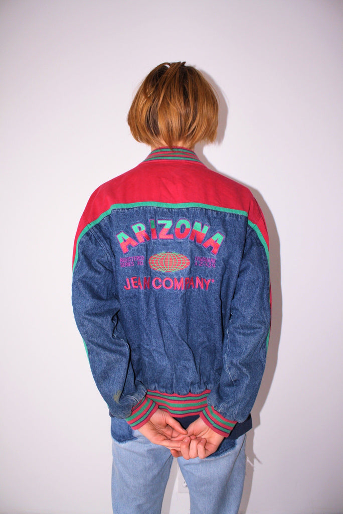 Arizona Denim Jacket (Unisex M)