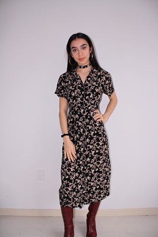 LTV 90s Midi and Choker Neck Tie