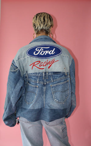 Ford Jean Jacket (Unisex XL)