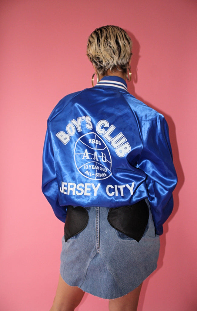 Boys Club Bomber (Unisex L)
