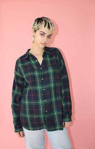LTV Backless Flannel ( One Size Fits Most )