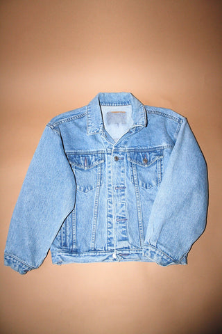 Gap Jean Jacket (Women S)
