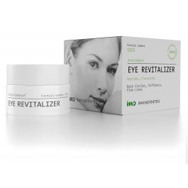EYE REVITALIZER  - Dark circles, puffiness, fine lines.