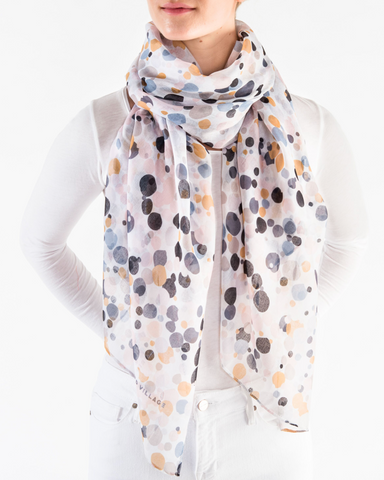 Playful Polka Dots - Metallic
