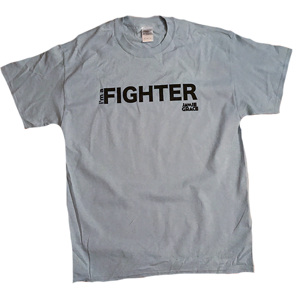 "Jamie Grace - ""I'm A Fighter"" T-Shirt"