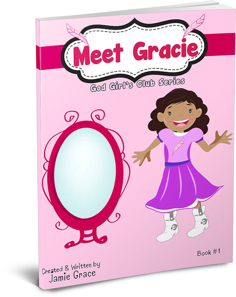 Meet Gracie - God Girl's Club Series by Jamie Grace
