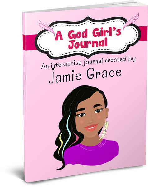 A God Girl's Journal by Jamie Grace