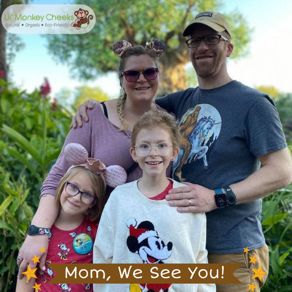 Congratulations to our 'Mom We See You!' Fall 2020 winner, Heather!
