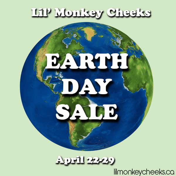 Our Earth Day SALE starts soon!