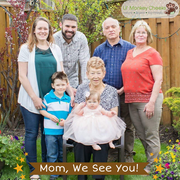 Congratulations to our 'Mom, We See You!' Winter 2020 winner, Cindy!