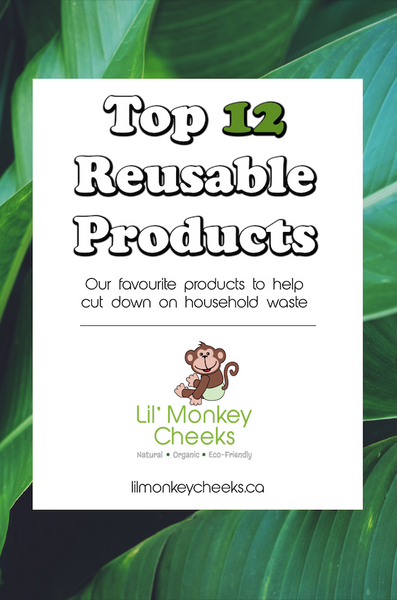 Top 12 Reusable Products