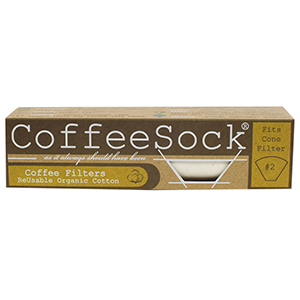 CoffeeSock Reusable Coffee Filters