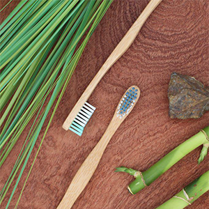 The Future Is Bamboo Toothbrushes
