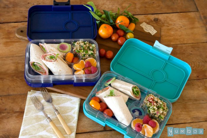 Yumbox 4 Compartment Tapas