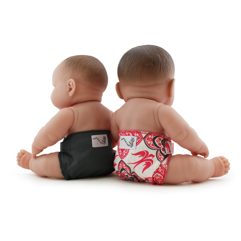 Rumparooz Doll Diapers