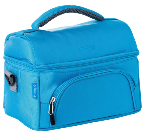 Bentgo Deluxe Insulated 2-Compartment Lunch Tote