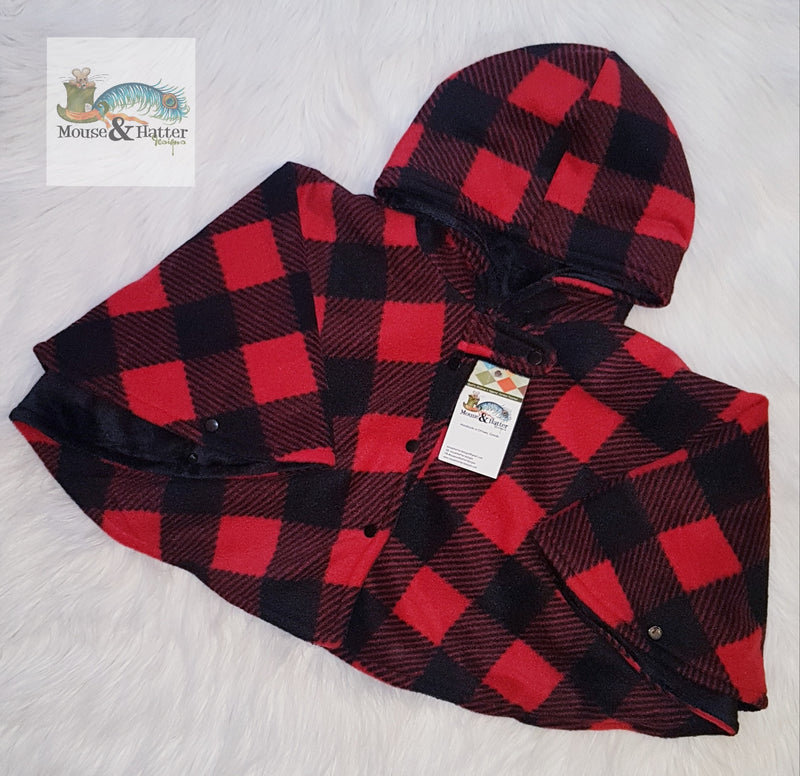 Carseat Poncho