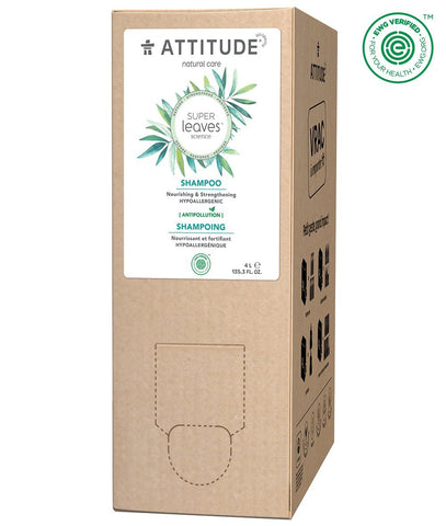 Attitude Super Leaves Shampoo - Nourishing & Strengthening  *For local pick up only*
