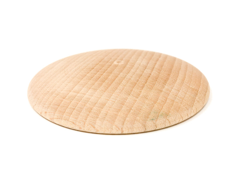 Grapat Wood Natural Disks, 6 pcs