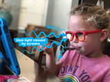 Roshambo Screen Time Blue Blocker AVN Glasses