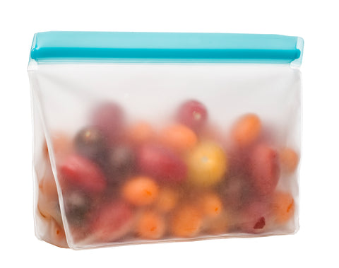 (re)zip 4 Cup Stand-Up Food Storage Bag