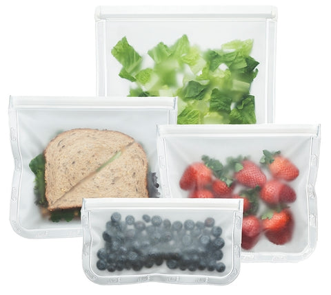 (re)zip Seal Food Storage Kit (4-pack)  *back-order (late Sept)