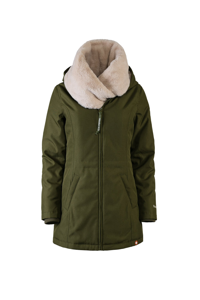 Wallaby 2.0 Coat by Wombat & Co. London