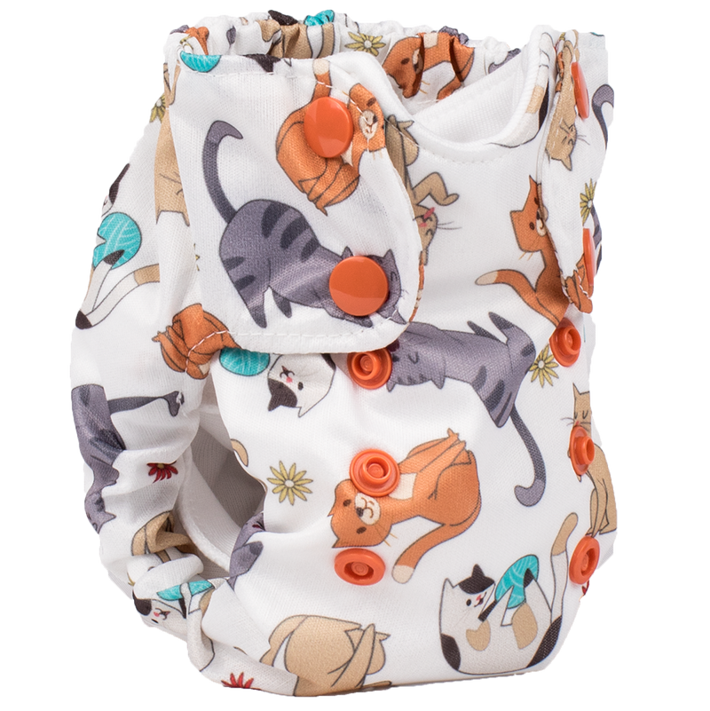 Smart Bottoms Born Smart 2.0 Newborn AIO
