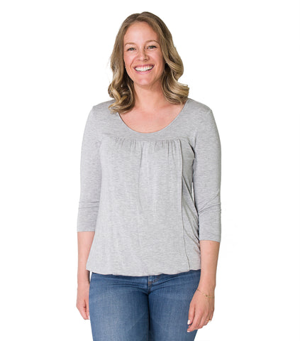 Momzelle Nursing Top JULIETTE