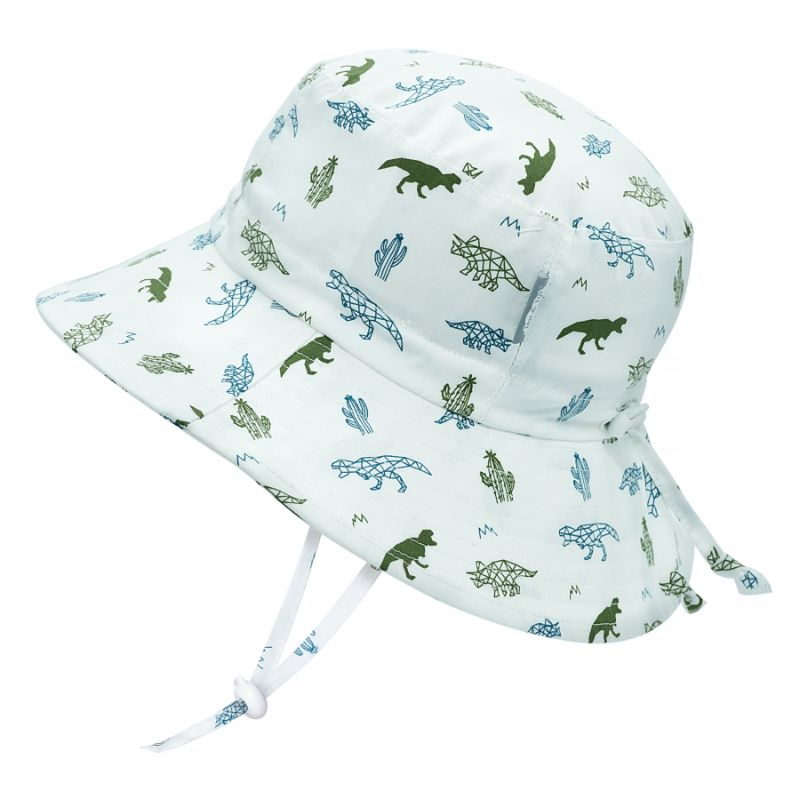 Jan & Jul Gro-With-Me Cotton Bucket Sun Hats
