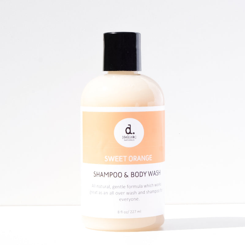 Delish-ious Shampoo & Body Wash