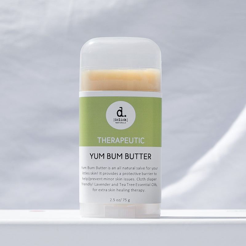 Delish Naturals Yum Bum Butter To Go