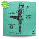 KLIIN - The Reusable Towel