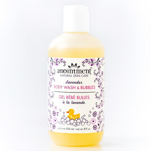 Anointment Body Wash & Bubbles