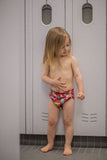*NEW* AppleCheeks One Size Reusable Swim Diaper