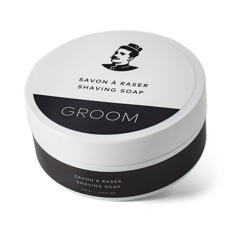 Groom Shaving Soap