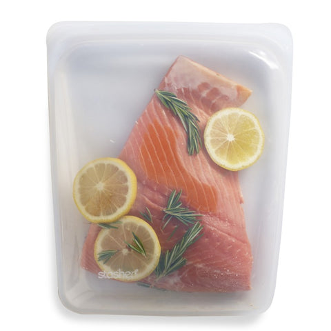 STASHER Reusable Storage & Sous Vide Bag