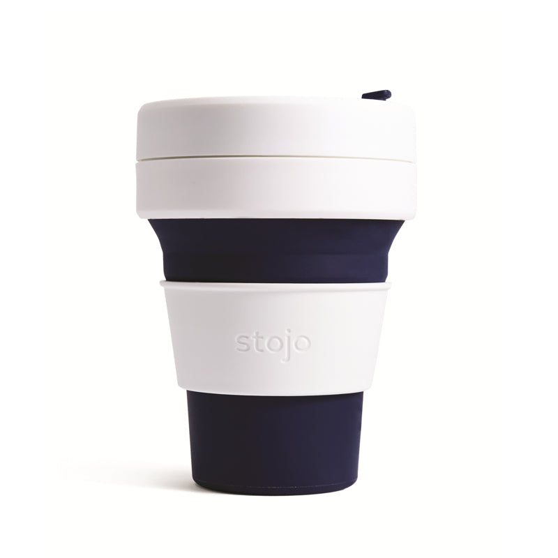 Stojo Collapsible Pocket Cup, 12oz