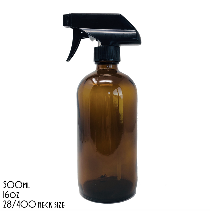 Amber Spray Bottle