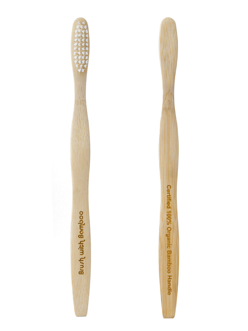 Brush With Bamboo - Adult Toothbrushes