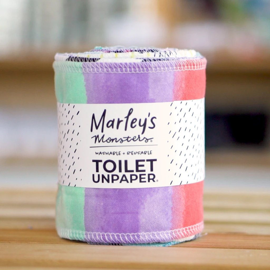 Marley's Monsters Toilet Unpaper Roll